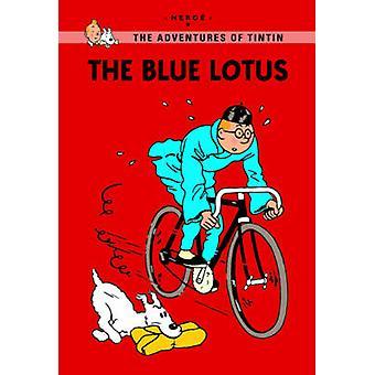 Der blaue Lotus von Hergé - 9781405267007 Buch