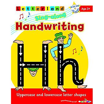 Sing-along Handwriting Practice (Letterland) by Lisa Holt - 978178248