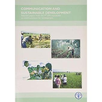 Communication and Sustainable Development by Food and Agriculture Org