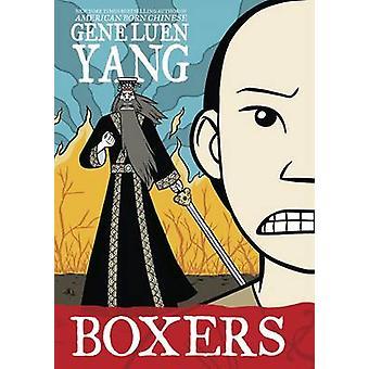 Boxare av Gene Luen Yang - 9781596433595 bok
