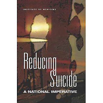 Reducción de suicidio: Un imperativo nacional