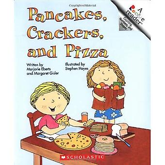 Pancakes, Crackers and Pizza: a Book About Shapes (Rookie Readers: Level B)