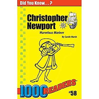 Christopher Newport: Wonderbare Mariner