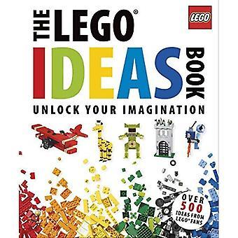 Lego idéer boken: Lås upp din fantasi