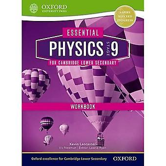 Fysik för Cambridge sekundära 1 etapp 9 arbetsbok
