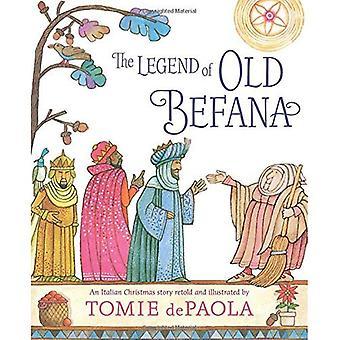 Legenden om gamla Befana: en italiensk Christmas Story
