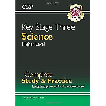 KS3 Science: terminer la révision et pratique (révision complète & pratique)