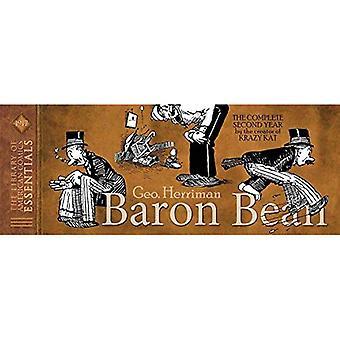 DCA Essentials Volume 6: Baron Bean 1917 (DCA Essentials Hc)
