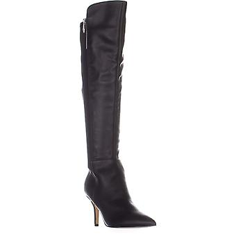 Marc Fisher Womens Thora 2 Pointed Toe Over Knee Fashion Boots