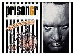 Prisoner (3) steel fridge magnet     (os)