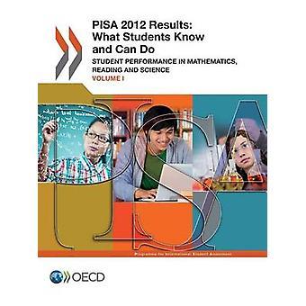 Pisa Pisa 2012 resultat vad studenterna vet och kan göra volym jag reviderade upplagan februari 2014 elevernas prestationer i matematik läsning av Oecd