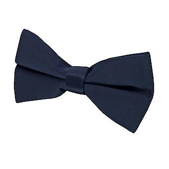 Dobell Boys Navy Bow Tie Pre-Tied