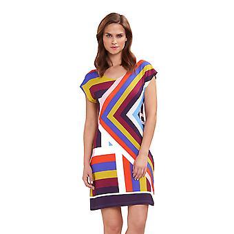 Feraud spiaggia grafica multicolore spiaggia 3195100-16362 femminile vestito