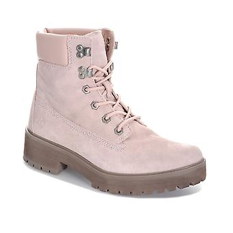 Womens Timberland Carnaby Cool 6 Inch Boots In Cameo Rose