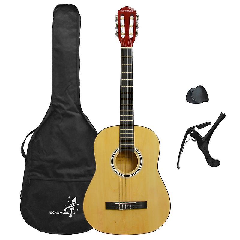 Fusée de 3 4 taille guitare classique Starter Pack