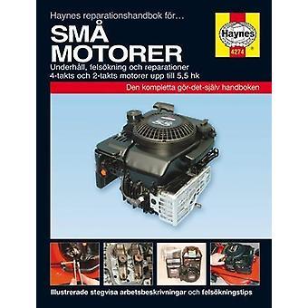 Swedish Small Engine Manual - 9780857336859 Book
