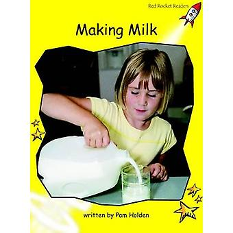 Making Milk - Early - Level 2 (International edition) by Pam Holden - 9