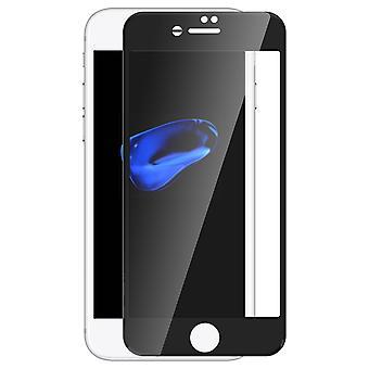 Baseus iPhone 7Plus / 8Plus Anti-Scratch anti- Blue Tempered Glass Film - Black
