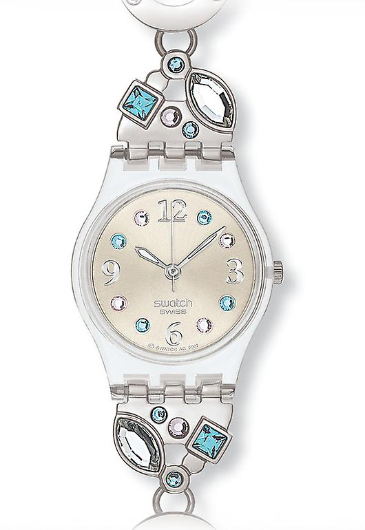 Swatch mentol tonen Damenuhr (LK292G)