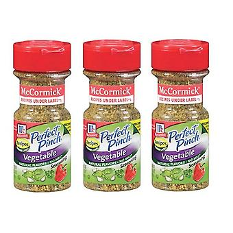 McCormick Perfect Pinch Vegetable Seasoning 3 Pack