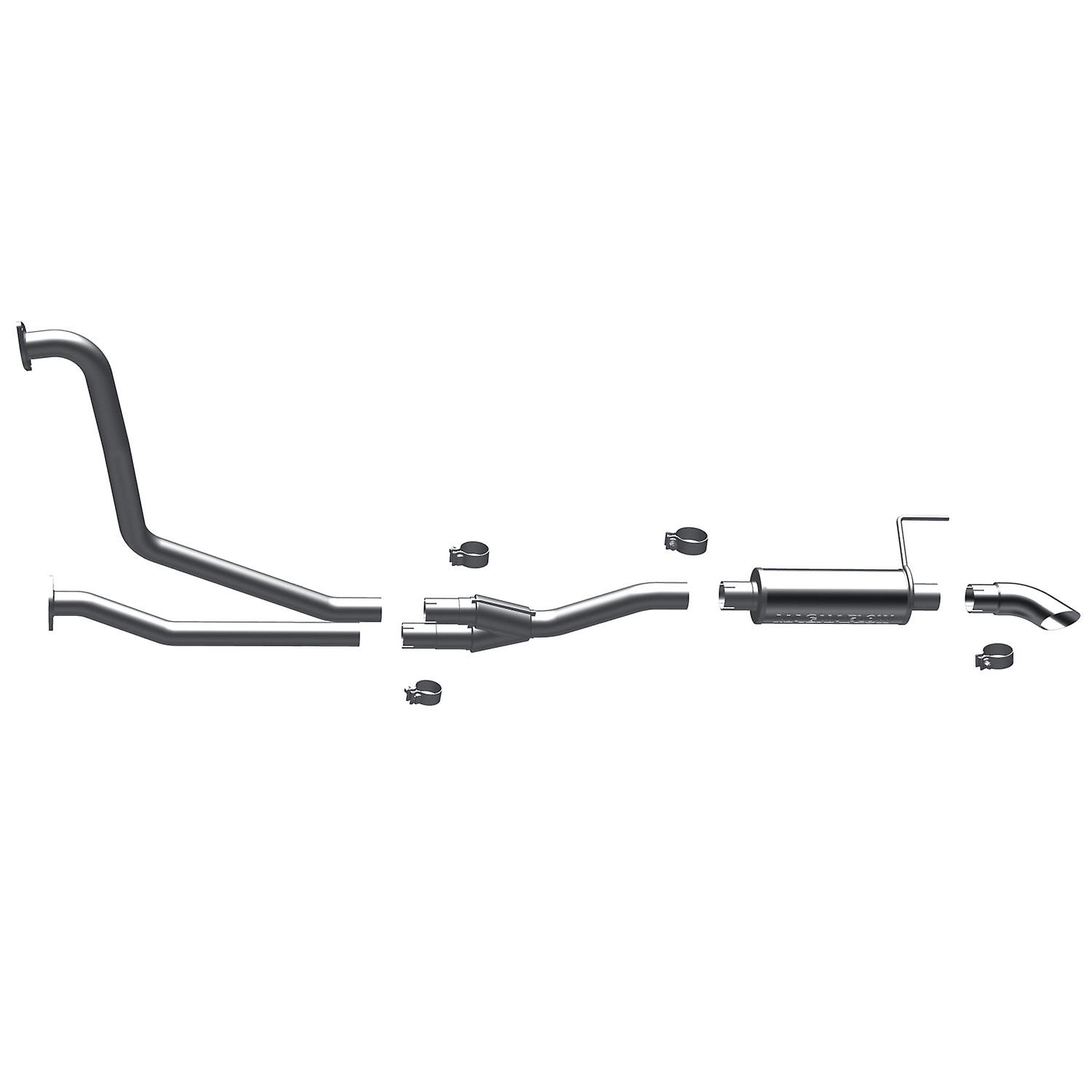 MagnaFlow Exhaust Products 17109 Cat-Back