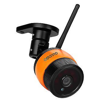 Guudgo gd-sc01 720p wifi impermeable cámara ip al aire libre bala ir cámara de cctv visión nocturna