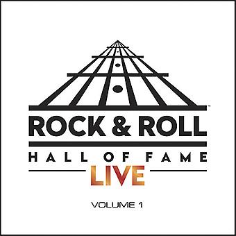 Rock and Roll Hall of Fame Live - Rock and Roll Hall of Fame Live: importation de Vol [Vinyl] é.-u.