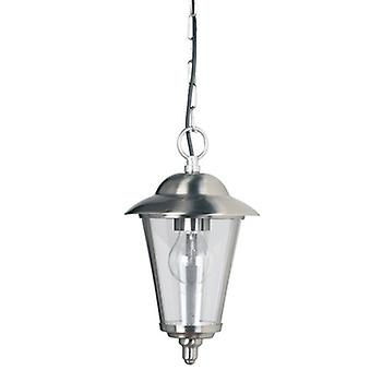Endon YG-865-SS Exterior Chain Lantern In Stainless Steel