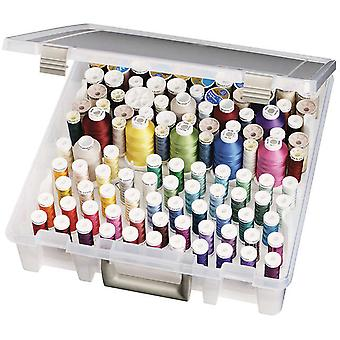 Artbin Super Satchel Box with Removable Thread Trays 15