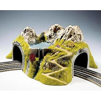 H0 Tunnel 2-track Assembled NOCH 05