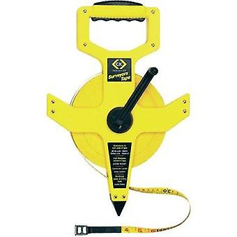 Tape measure 100 m C.K. T3565 330