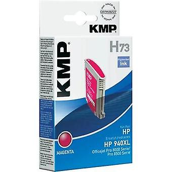 KMP Ink replaced HP 940, 940XL Compatible Magenta H73 1716,4006