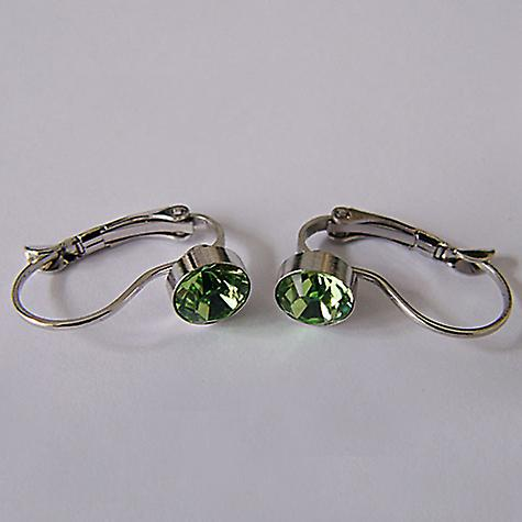 Crystal Earrings EMB9.6