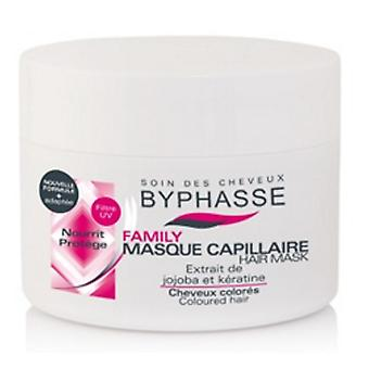 Byphasse All Hair Mask Jojoba Extract Keratin And 250 Ml