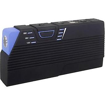 HP Autozubehör Quick start system Mini Powerpack 20894 Jump start current (12 V)=200 A