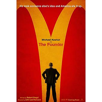 Founder Movie Poster (27 x 40)