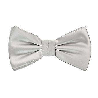 Frédéric Thomass fly loop bow tie bound silver-gray polyester clasp
