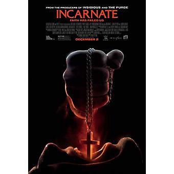 Incarnate Movie Poster (11 x 17)