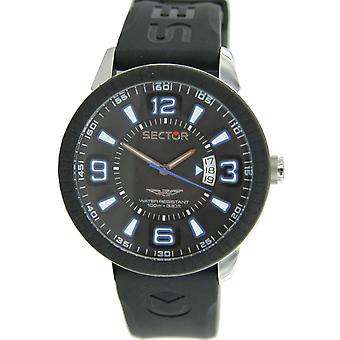 Sector men's watch wrist watch no limits - 400 silicone R3251119001