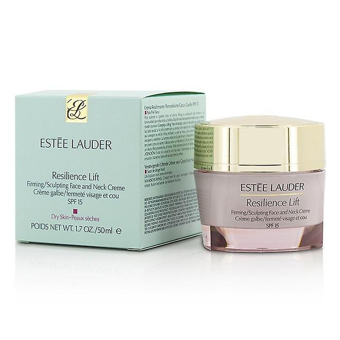 Estee Lauder Resilience Lift Firming/Sculpting Face and Neck Creme SPF 15 (Dry Skin) 50ml/1.7oz