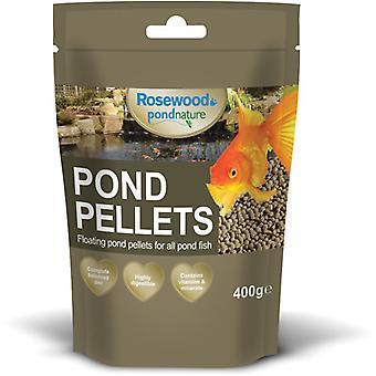 Pond Nature Pellets 1 Litre (400g) (Pack of 6)
