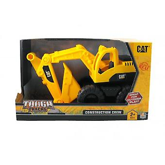 CAT Excavator Construction Crew (Toys , Vehicles And Tracks , Mini Vehicles , Cars)