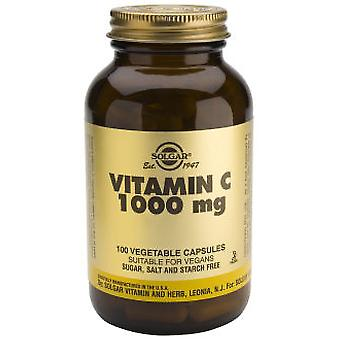 Solgar Vitamin C 1000Mg 250Vegicaps (Vitamins & supplements , Vitamins)