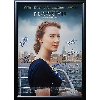 Brooklyn -  Signed Movie Poster