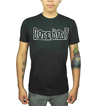 Dope Couture Dope BoyZ Quote Men's Black T-shirt