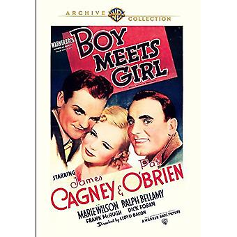 Boy Meets Girl [DVD] USA importeren