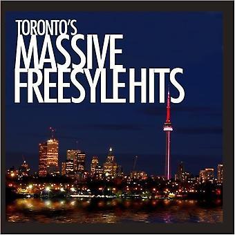 Masiva Freestyle Hits de Toronto - importación masiva Freestyle Hits [CD] USA de Toronto