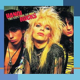 Hanoi Rocks - två steg från the Move [CD] USA import
