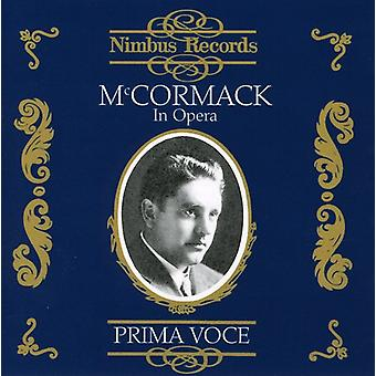 John McCormack - In Opera: Prima Voce [CD] USA import