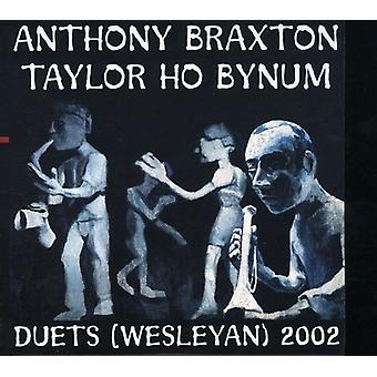 Anthony Braxton - duetter (Wesleyan) 2002 [CD] USA import